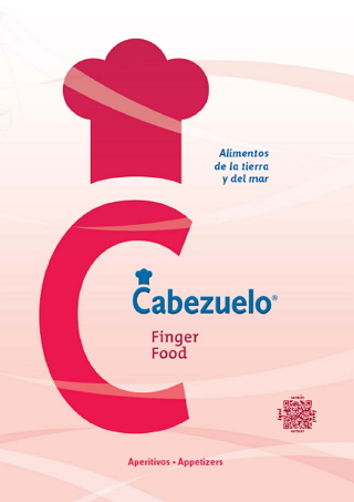Catalogo Cabezuelo Foods Finger Food