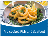 Cabezuelo Foods - Pre-cooked Fish and Seafood Products